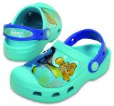 Crocs CC Finding Dory Clog pool